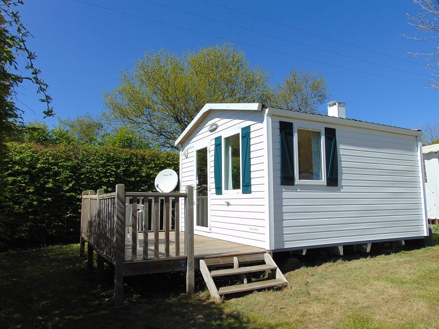 Mobil-home Confort Plus 2 pers.
