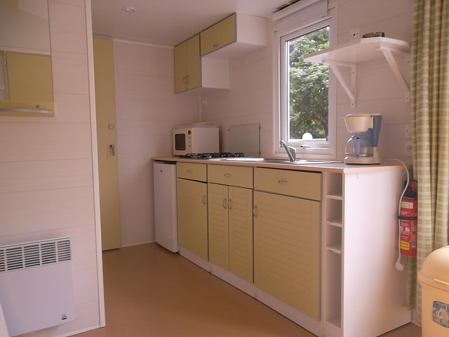 mobil home confortable