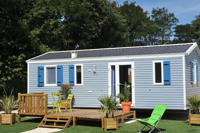 Mobil-home Confort Plus 6/8 pers.