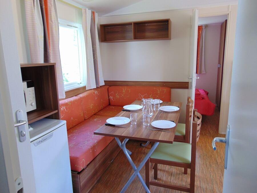 location mobil home confortable