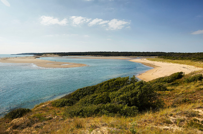 Estuaire du Payré Talmont Saint Hilaire