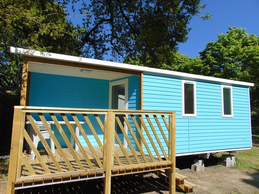 Mobil-home Confort Plus 4 pers.