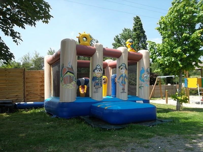 camping familial Jard sur Mer