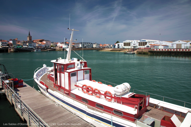 Pêche en mer en Vendée