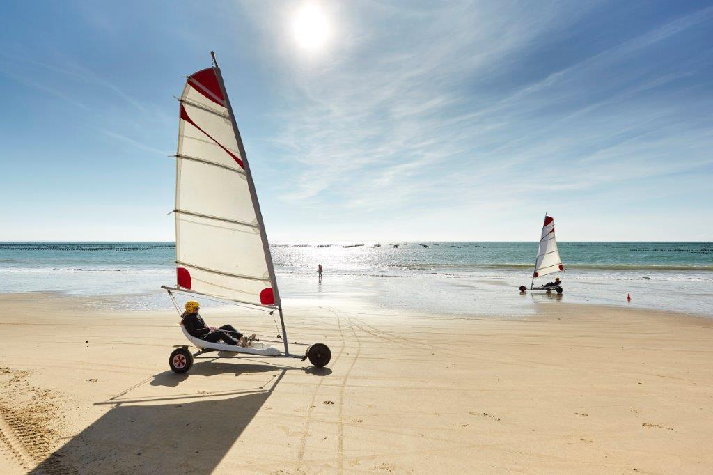 Activités nautiques Vendée