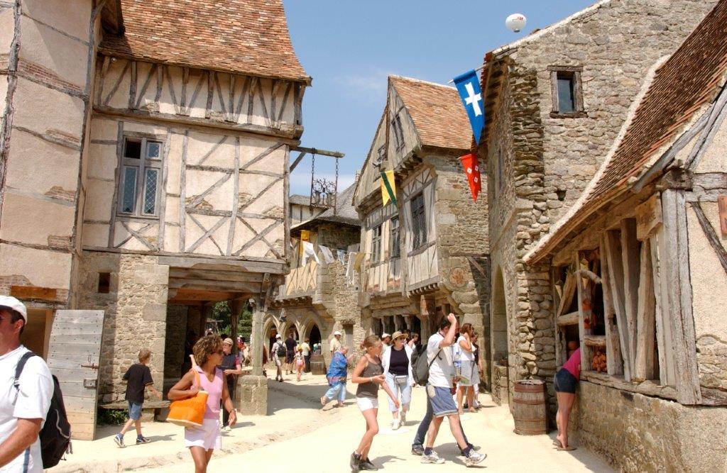 Village du Puy du Fou