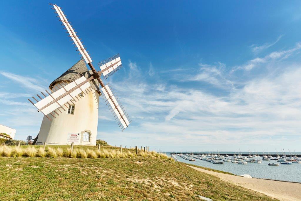 Moulin  Jard sur Mer