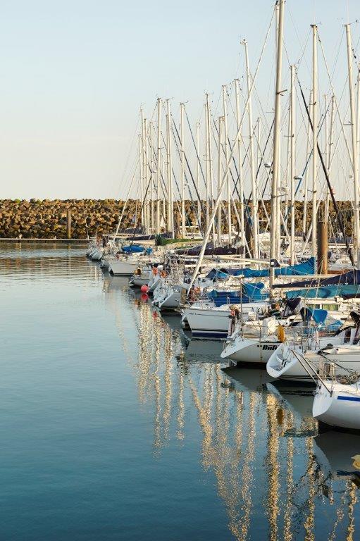 Port de Talmont Saint Hilaire