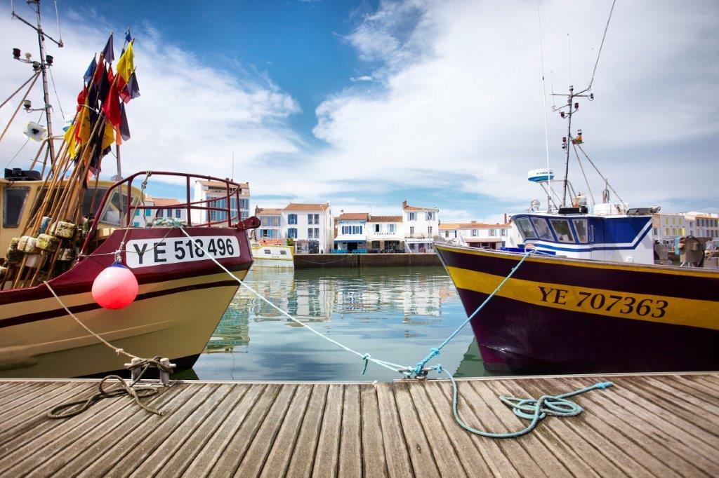 île d'Yeu port Joinville
